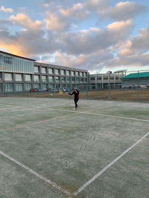 2019テニスサークル立ち上げ