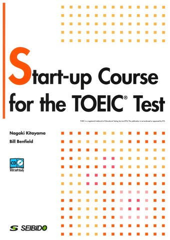 Start-up Course for the TOEIC Test