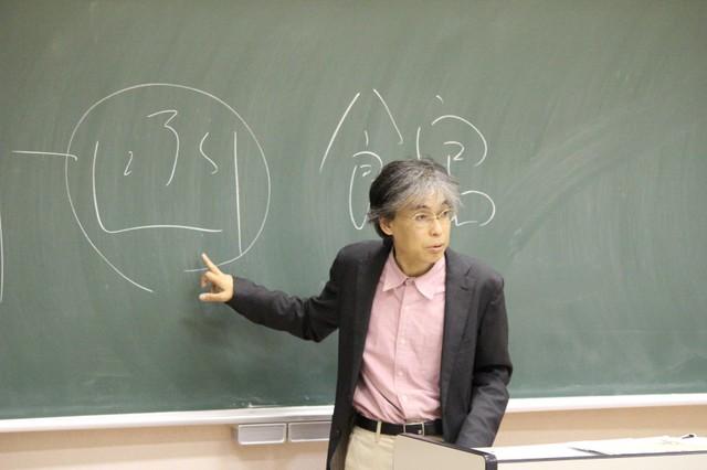 H30公開講座(小林亜先生)