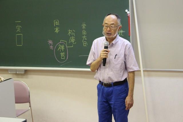 R3公開講座(佐々木先生)